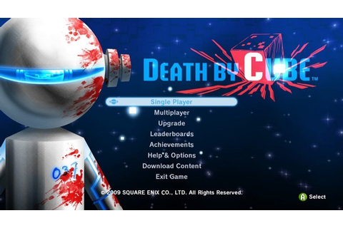 Death by Cube News and Achievements | TrueAchievements