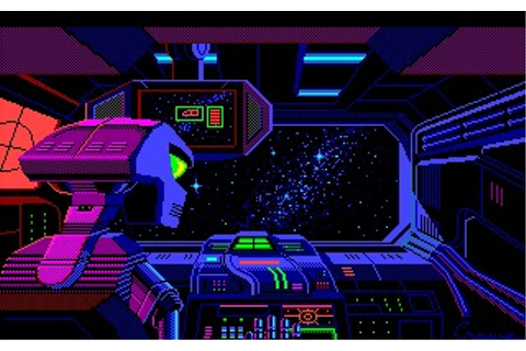 Space Quest III: The Pirates of Pestulon (DOS) Game Download