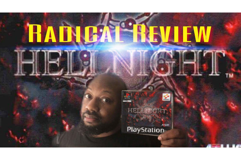 Hellnight Review - YouTube