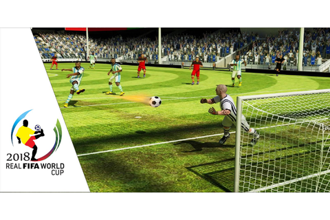 Real Fifa World Cup 2018 APK Download - Free Sports GAME ...