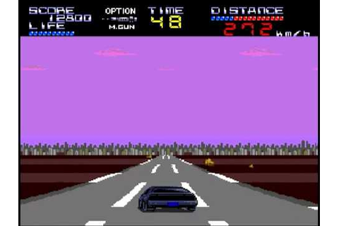 PC-Engine - Knight Rider Special - YouTube