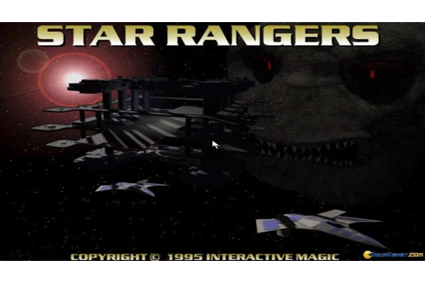 Star Rangers gameplay (PC Game, 1995) - YouTube