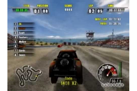 ATV Offroad Fury 4 PS2 Gameplay - YouTube