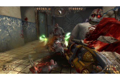 Painkiller Redemption - Download Free Full Games | Arcade ...