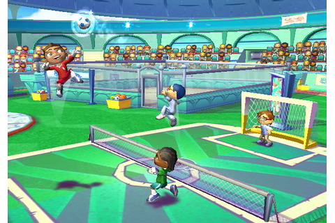 EA Playground (Wii) News, Reviews, Trailer & Screenshots