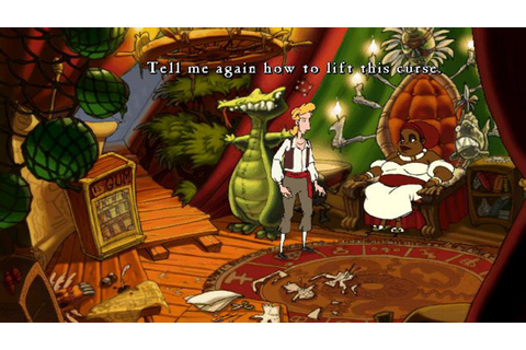 The Curse of Monkey Island »FREE DOWNLOAD | CRACKED-GAMES.ORG