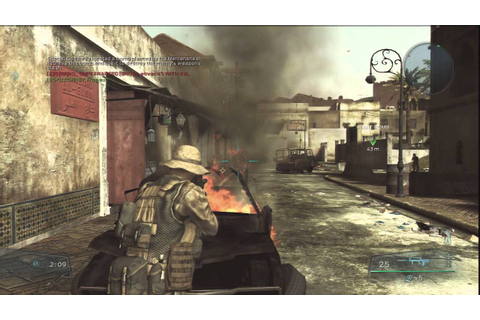 socom confrontation 2013 gameplay - YouTube