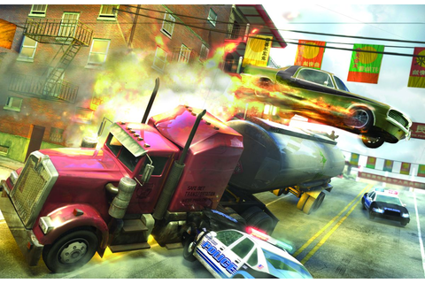 Stuntman: Ignition | GamesRadar+