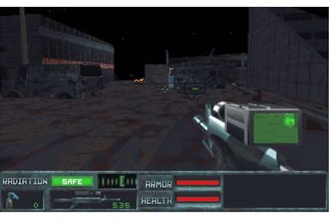 The Terminator: Future Shock game at DOSGames.com