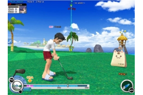 Pangya! Golf with Style - Wii All in 1!