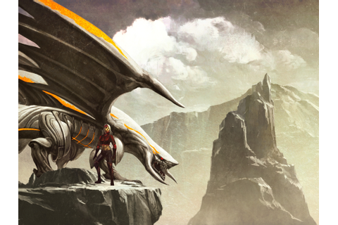 Crimson Dragon Game Wallpapers HD / Desktop and Mobile ...