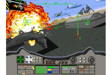 Скриншоты Agile Warrior: F-111X на Old-Games.RU