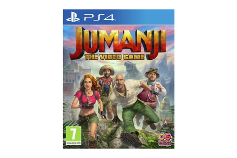 Buy Jumanji: The Video Game PS4 | PS4 games | Argos