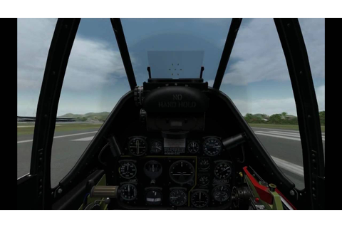 "A2A SIMULATIONS - WINGS OF POWER P51D ""Mustang"" - YouTube"
