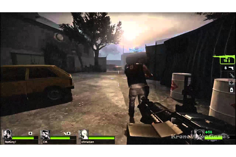 Left 4 Dead 2 Gameplay PC HD - YouTube