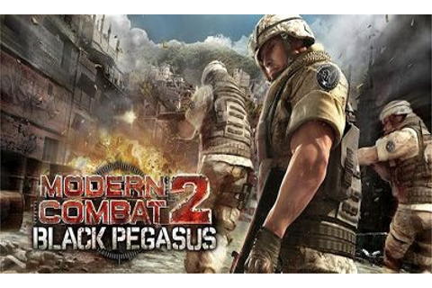 Modern Combat 2 Black Pegasus HD ~ Samsung Galaxy Young