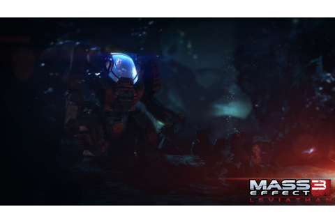 Mass Effect 3 Leviathan & Firefight DLC and Wii U information