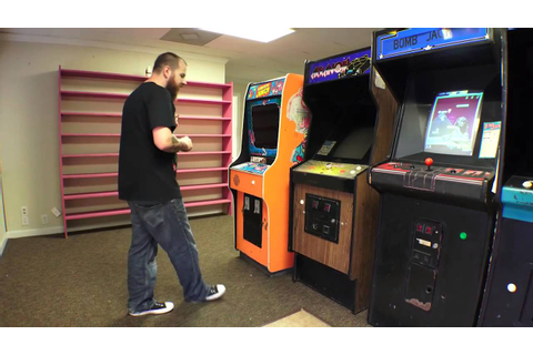 Video Game Rescue Arcade Expansion first look (Pre-build ...