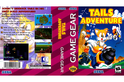 Tails Adventure Boss Battle (Sega Game Gear) - YouTube
