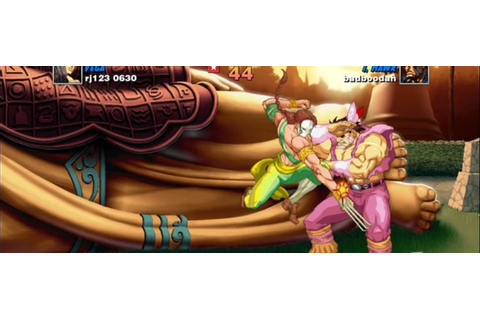 Super Street Fighter II Turbo HD Remix News, Achievements ...