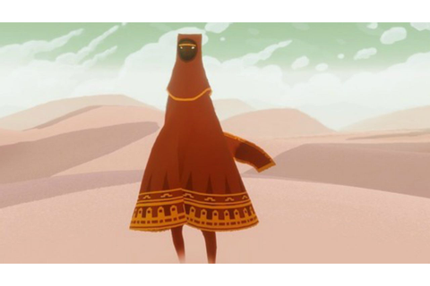 Journey PS4: First 22 Minutes - IGN Video