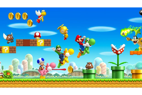 New Super Mario Bros Wii | Trusted Reviews