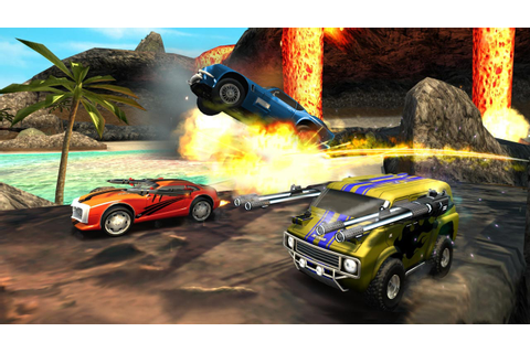 Carnage Racing Review – MMOBomb.com