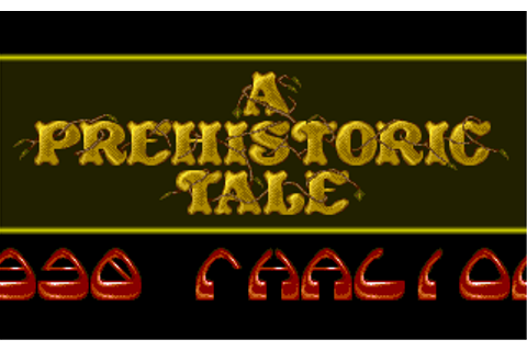 Download A Prehistoric Tale - My Abandonware