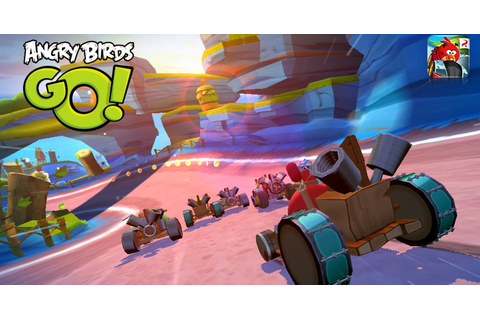 show me how: Finally Angry birds go! game is available for ...