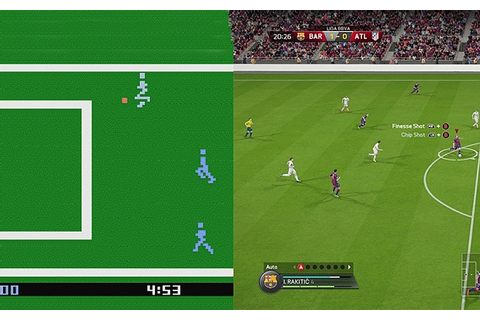 From pitch to pixel: the evolution of football video games ...