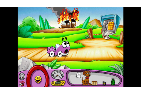 Putt-Putt® Enters the Race | macgamestore.com