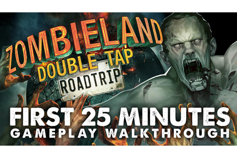 ZOMBIELAND DOUBLE TAP ROAD TRIP | First 25 Minutes ...