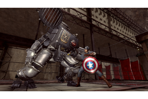 10 Best Marvel Superhero Games on Console - GameRevolution
