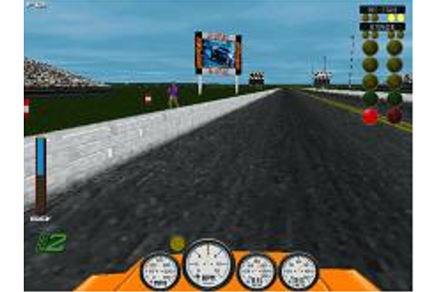 NIRA: Intense Import Drag Racing Download (1999 Simulation ...