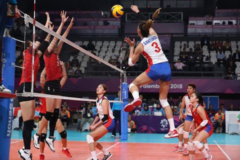 Asian Games: PH volleyball team bows to Thailand in opener ...