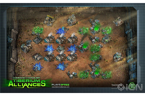 Command & Conquer: Tiberium Alliances Screenshots ...