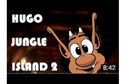 ÇILGIN HUGO (Jungle Island 2) - YouTube