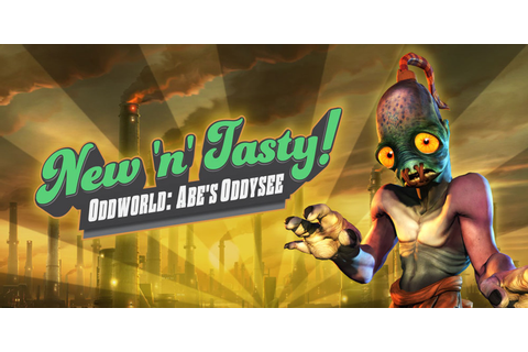 Oddworld: New 'n' Tasty | Wii U download software | Games ...