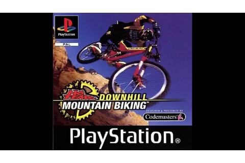 No Fear Downhill Mountain Biking (PSX) Full SoundTracks ...