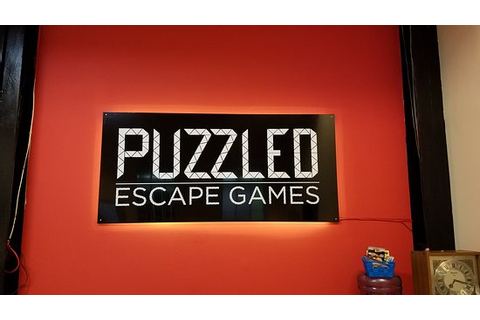 Puzzled Escape Games (Easthampton) - 2020 All You Need to ...