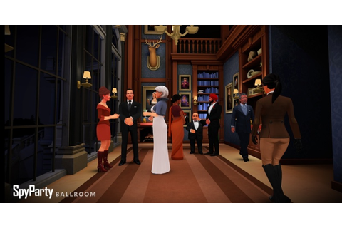 SpyParty hits Steam Early Access on April 12 after 8 years ...