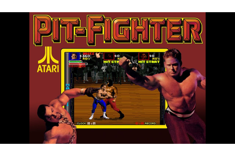 Pit-Fighter (Arcade) - YouTube