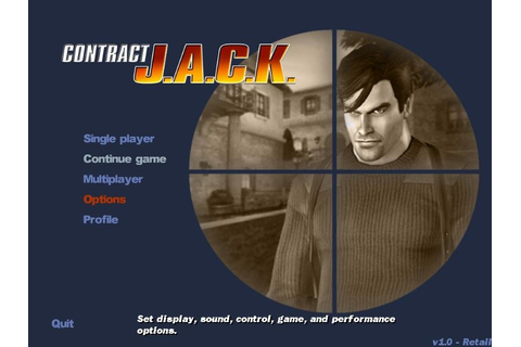 Contract JACK (2002) - PC Review and Full Download | Old ...