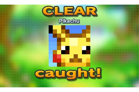 Pokemon Picross announced for 3DS - Gematsu