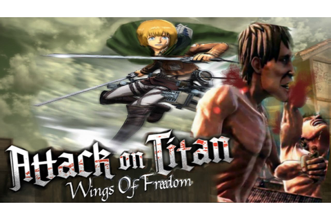 Armin Wants to Help But SUCKS I Attack on Titan: Wings of ...