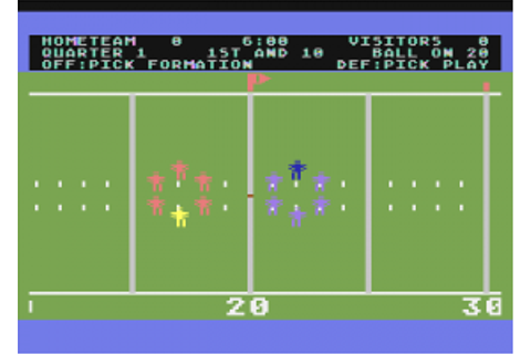 Download RealSports Football (Atari 8-bit) - My Abandonware