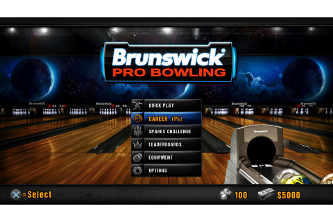 Brunswick® Pro Bowling on PS4 | Official PlayStation™Store US