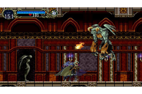 Castlevania - Symphony of the Night (USA) ISO