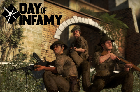 Day of Infamy - DL/PC - Games Online PRO