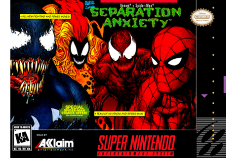 Spider-Man & Venom - Separation Anxiety.zip - Fanthoman